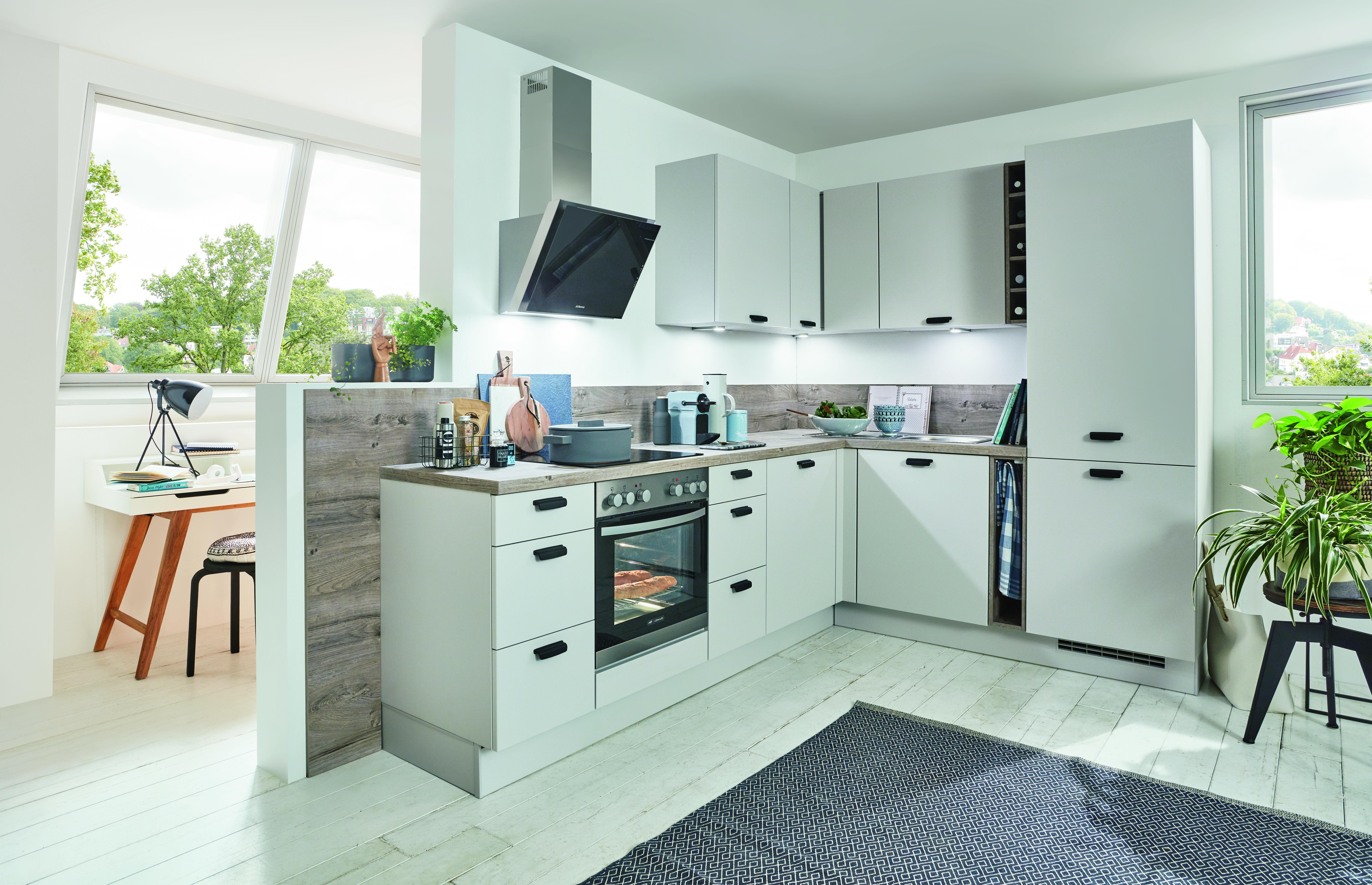 Graue Küchen Küchentrends in Grau Küche&Co