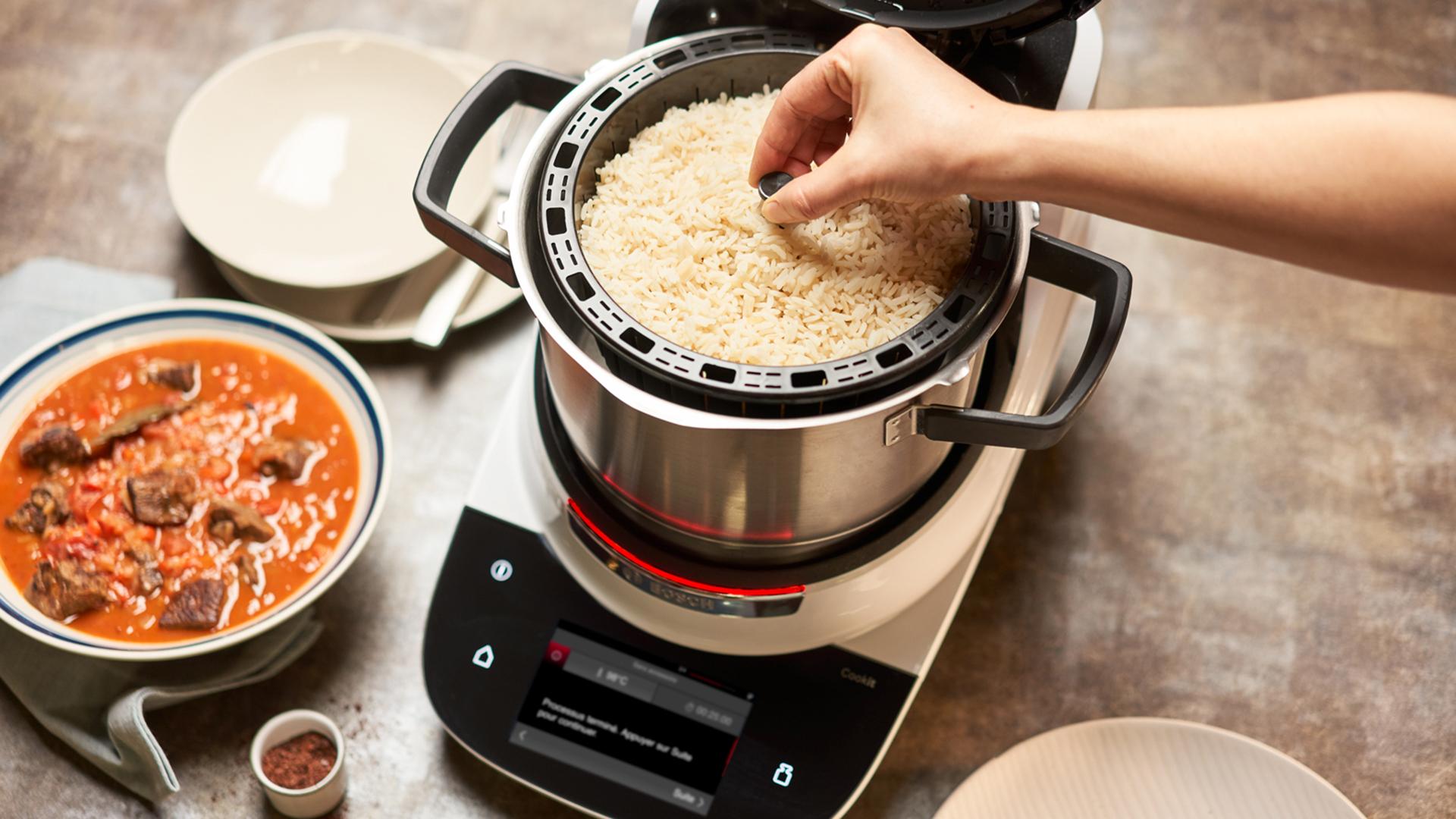 Bosch Küchenmaschine Vergleich 2021